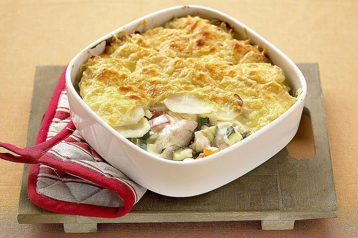 Super Good for You and Delicious to Eat British Fish Pie