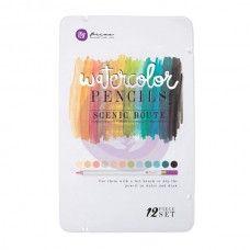 Prima - Watercolor Pencils - Scenic Route