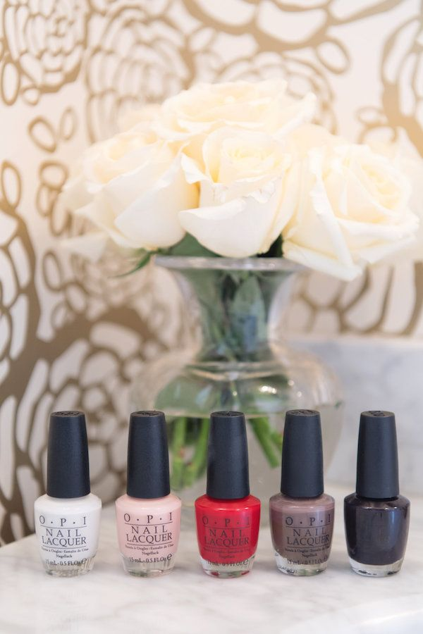 The Best Nail Colors from OPI on House of Harper #nailpolish #opi #beauty