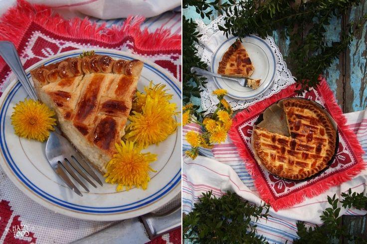 """Пастьера наполитана - неаполитанский пасхальный пирог (""""Pastiera Napoletana"""" )"""