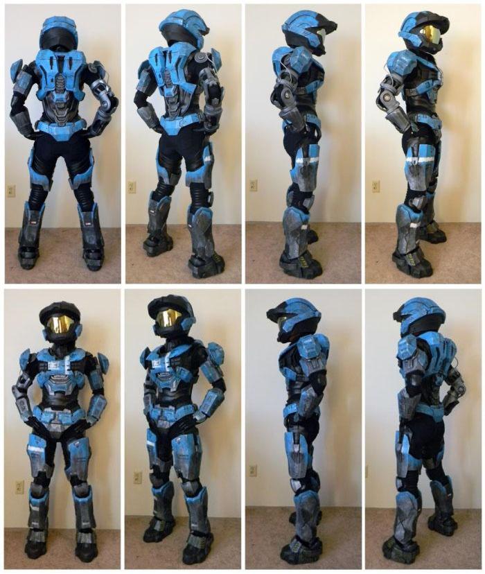 halo reach cosplay - Halo Reach Halloween Costume