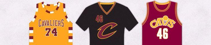 """Cavs Unveil Three New Alternate Uniforms for 2015-16 Season"" via @TeamStream #GoMarketing"