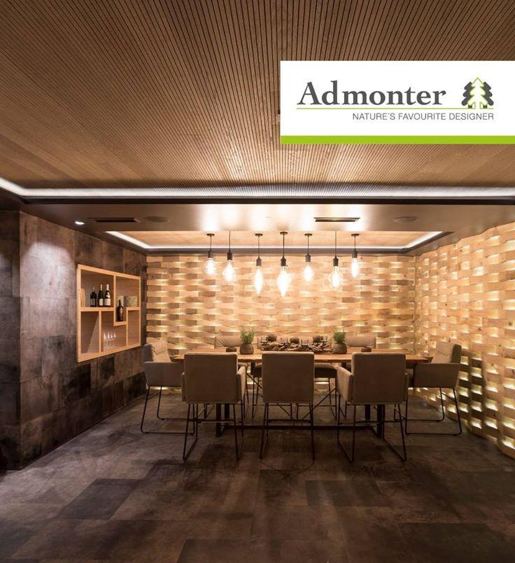 Wir waren wieder zu Besuch im Genussdorf Gmachl Hotel & Spa und wollen Euch die Bilder vom neu gestalteten Loungebereich keineswegs vorenthalten! Zum Einsatz kamen dort die Admonter Acoustics in Eiche stone und am Boden die Eiche Lapis. Wenn das nicht zum Entspannen einlädt...