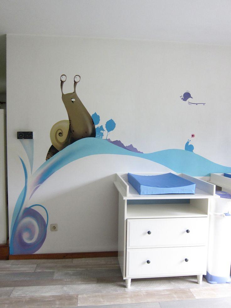 Deco Peinture Crèche   Par Lu0027atelier30. Paint StencilsKids Graphics