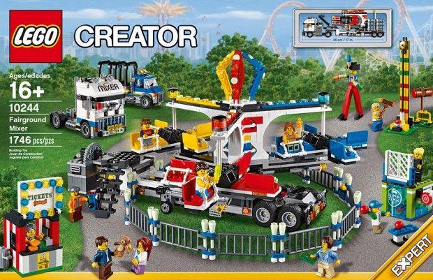 Lego Creator 10244 Fairground