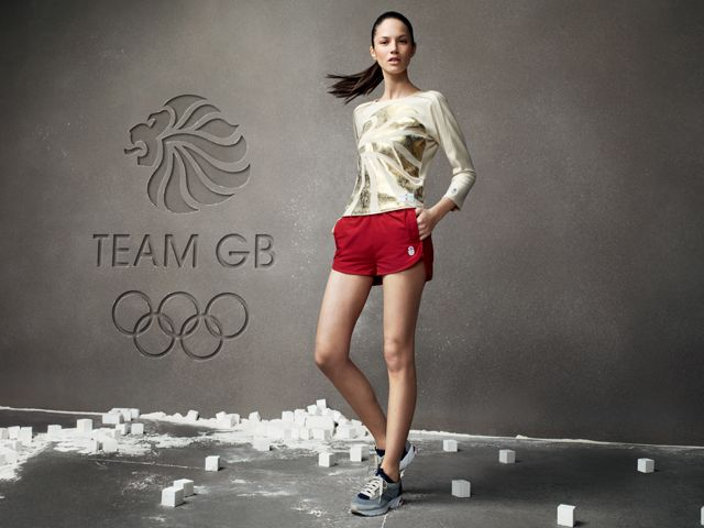 adidas by Stella McCartney pops-up for 2012 Olympics :: Harper's BAZAAR