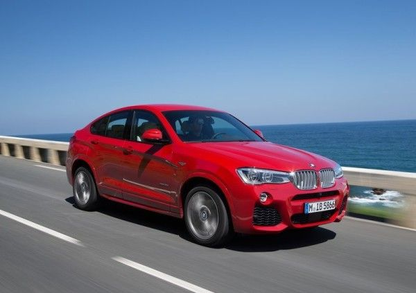 2015 BMW X4 Images 600x423 2015 BMW X4 Full Review, Features with Images