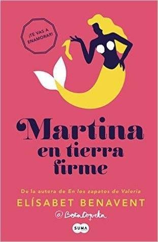 Sinopsis:  Amor, enredo, cocina, sexo y una amistad inquebrantable se dan cita en el final de la bilogía «Horizonte Martina», dos novelas que te harán vibrar y disfrutar del amor en estado puro.  ¿Estás preparada para dejarte llevar?  Original, arriesgada, arrebatadora, desternillante, hípster, macarra, sexy, 100% @BetaCoqueta, Martina en tierra firme te enloquecerá.  Si te llamas Martina y te has enamorado perdidamente de Pablo Ruiz... Si te has dejado llevar y te has soltado la melena…