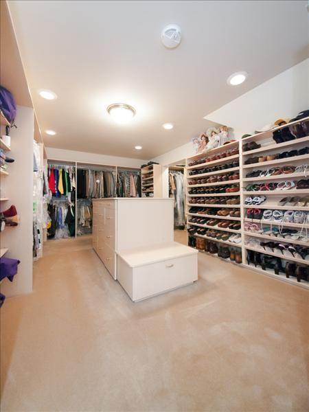 161 best Closet Design Ideas images on Pinterest | Walk in closet ...