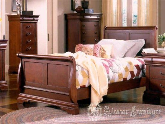 Dark Cherry Wood Bedroom Furniture | Cherry Wood Bedroom Furniture | Furniture