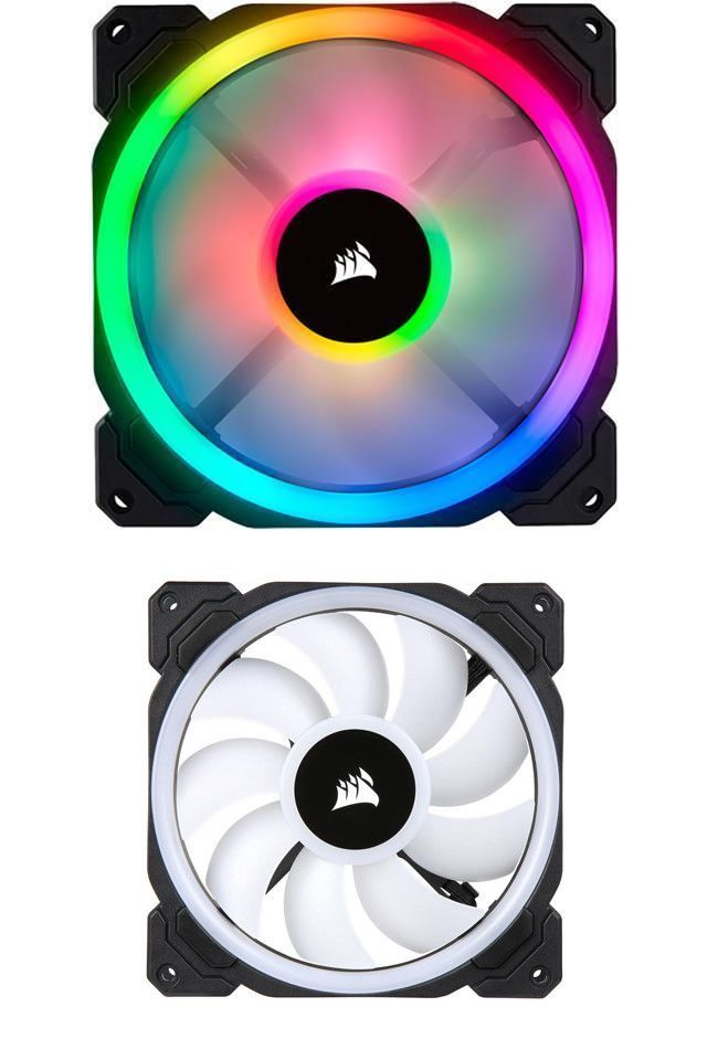 Fans Heat Sinks And Cooling 42000 Corsair Ll140 Rgb Ll Series Co