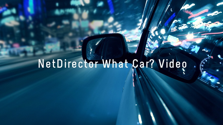 NetDirector What Car? Video