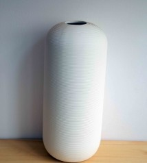 Large ceramic vase, product available in the online shop doctordeco . ro