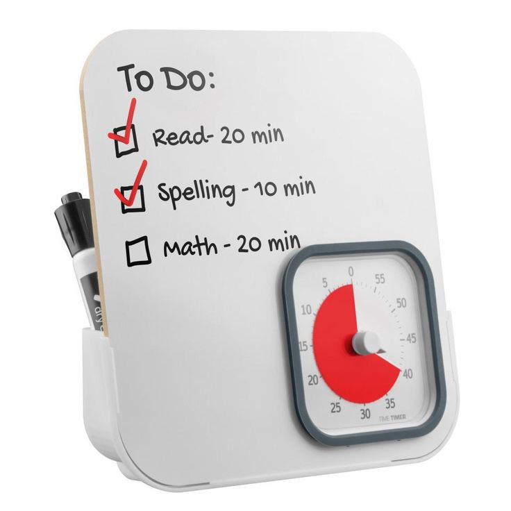 Time Timer Mod Dry Erase Board Dry Erase Board Time Timer