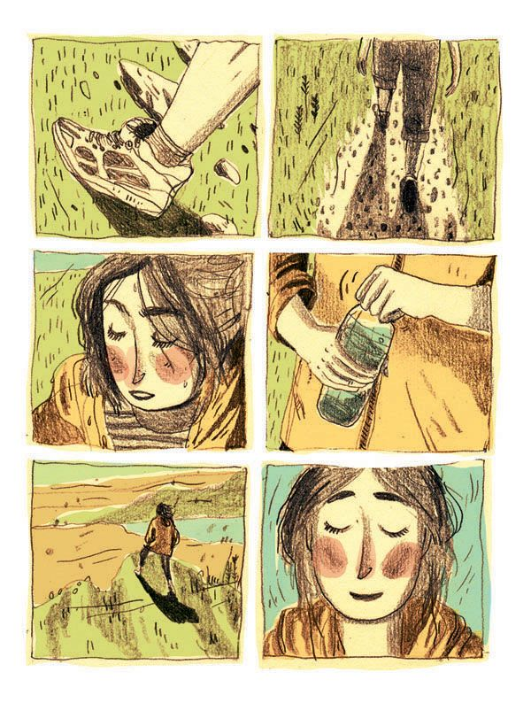 walking - Briony May Smith