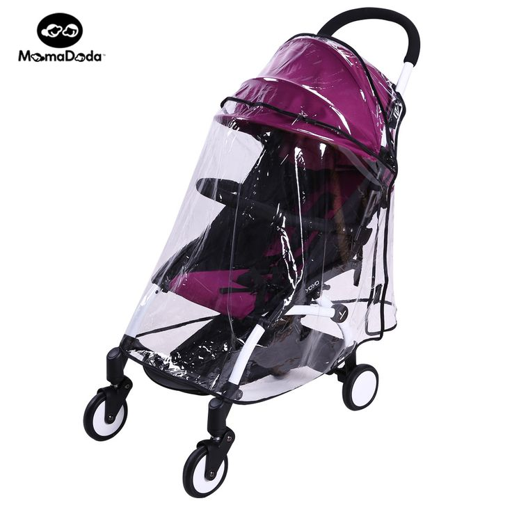 Activity & Gear Strollers Accessories Qualified Raincoat For A Stroller Universal Strollers Pushchairs Baby Carriage Waterproof Dust Rain Cover Windshield Stroller Accessories