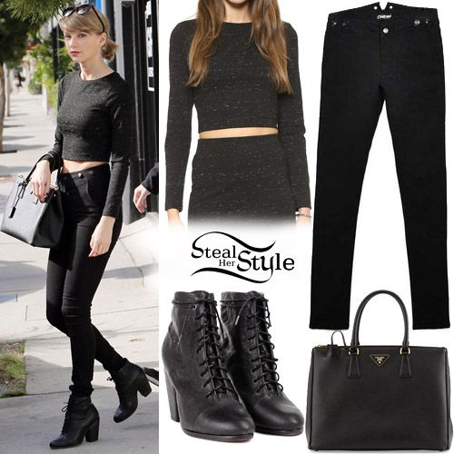 Fashion: Steal Her Style: Taylor Swift