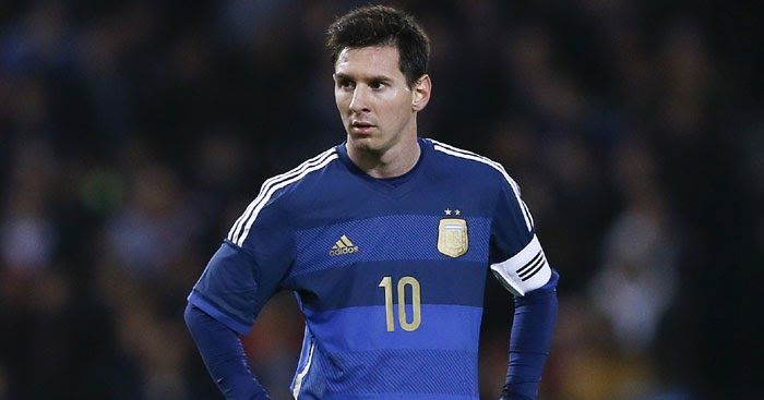 I don't influence Argentina team selection – Messi