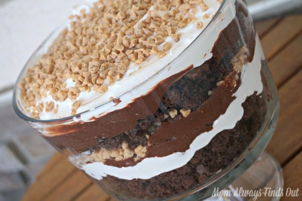by chocolate trifle recipe   easy family favorite dessert chocolate