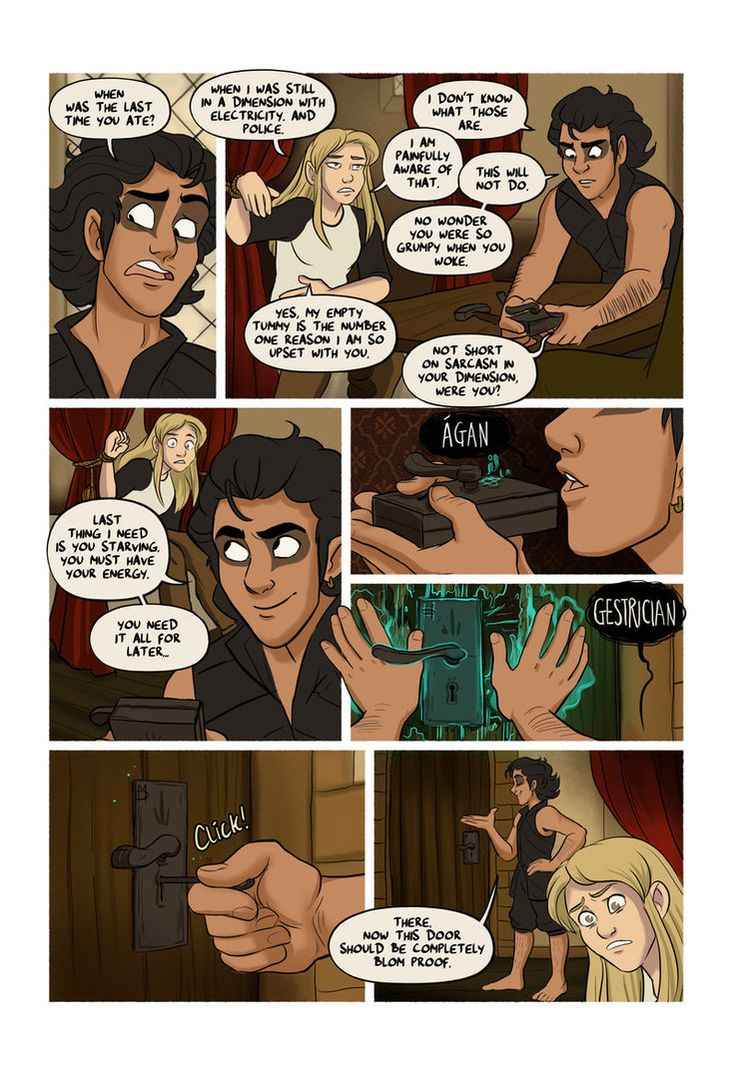 Mias and Elle Chapter3 pg38 by StressedJenny.deviantart.com on @DeviantArt
