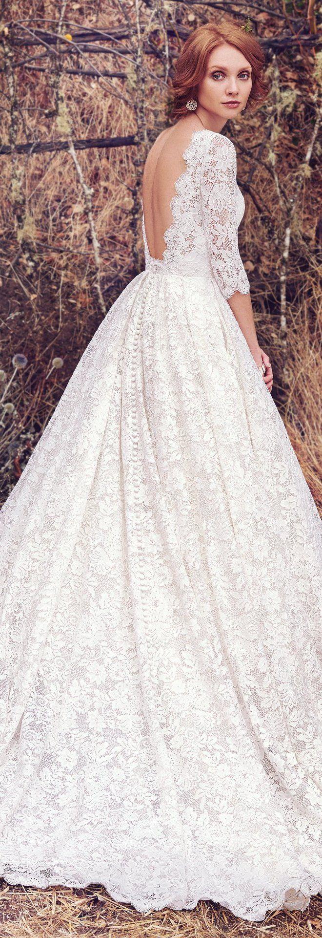#dressoftheweek #Maggiesottero #bridalGown