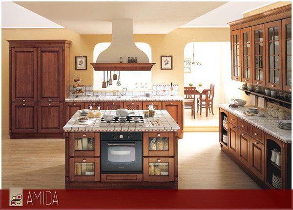 Riscopri il gusto della #tradizione con le nostre #cucine in #muratura! Scopri tutti i modelli e i colori, da Amida ti seguiremo dal #progetto alla #realizzazione!