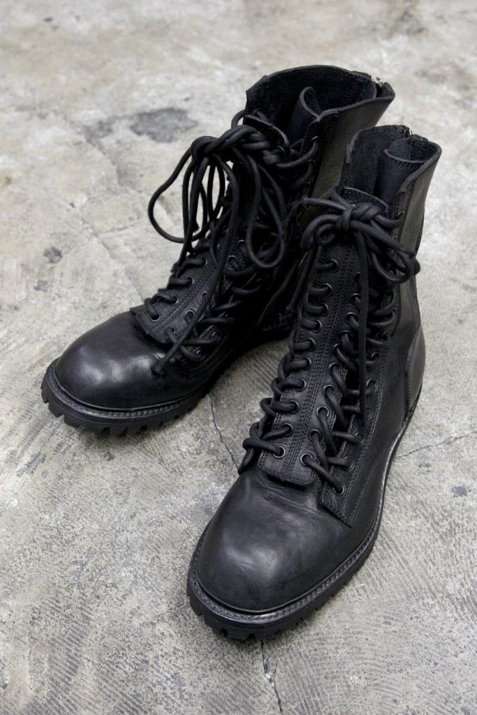 JULIUS Combat Boots