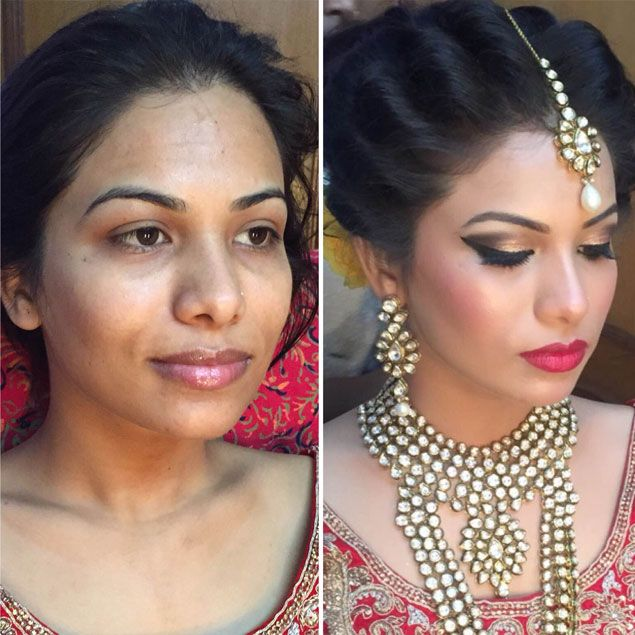 Your skin also needs pampering so you can help for best makeup artist from sohni Juneja in Delhi Ncr, India. The uses of these products help in covering the spoiled portions.