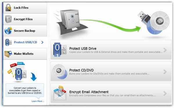 How To Encrypt Email Attachments in Folder Lock http://www.newsoftwares.net/folderlock/howto/encrypt-emails