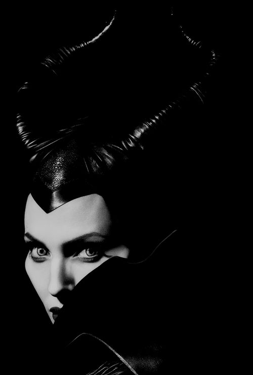 Maleficent / Angelina Jolie Cannot wait to see this performance, and also the make up/costume