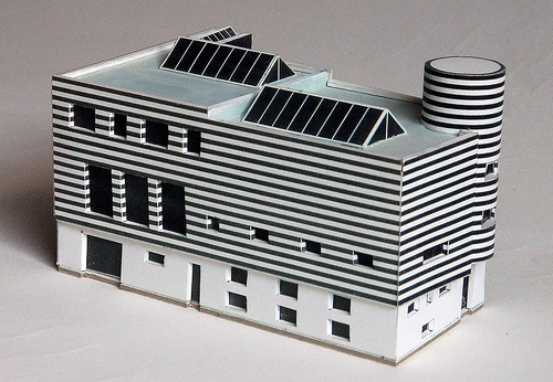 House for Josephine Baker. Adolf Loos. I have a serious attachment to this design. Beautiful.