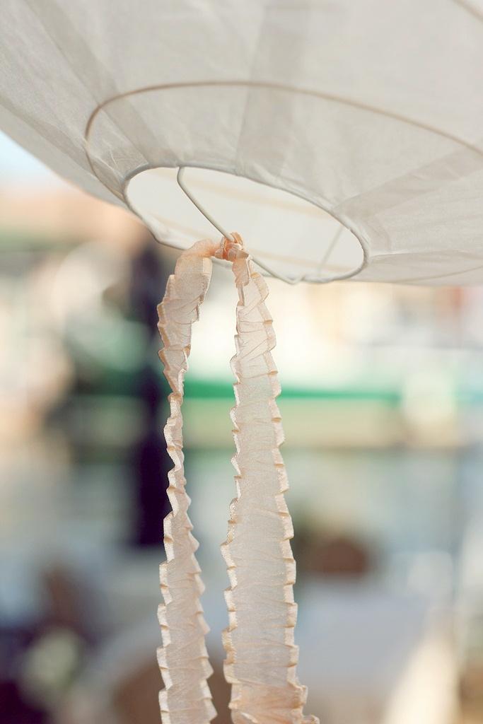 Lantern with ribbons/Kurdeleli Lanternler