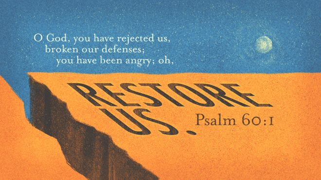 Psalm 60:1