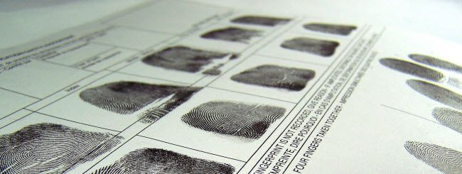 is airport fingerprinting ethical