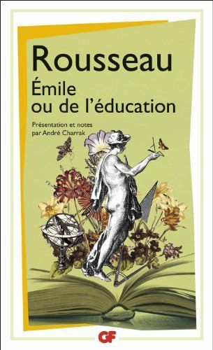 jean jacques rousseau emile or on education pdf