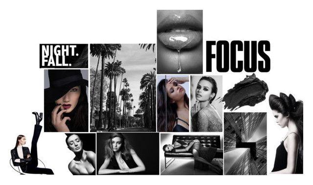 """zwart wit makeup"" by deveneey-nnman on Polyvore featuring mode en Urban Decay"