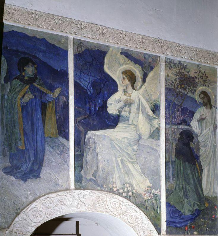 Нестеров М.. Воскресение. 1910