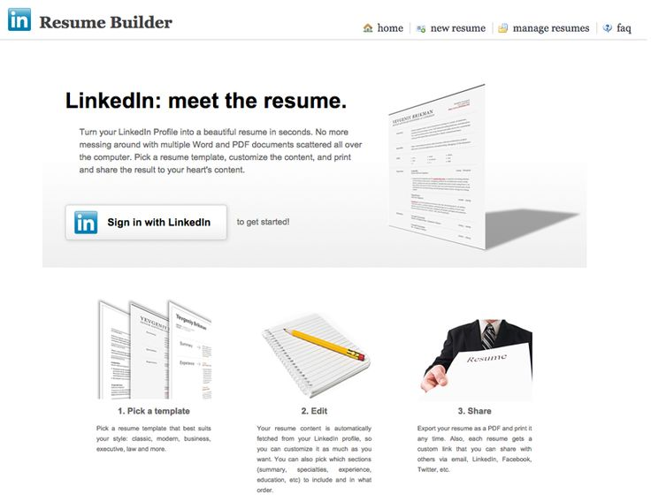 Más de 25 ideas increíbles sobre libre de Resume Builder en - google resume builder free