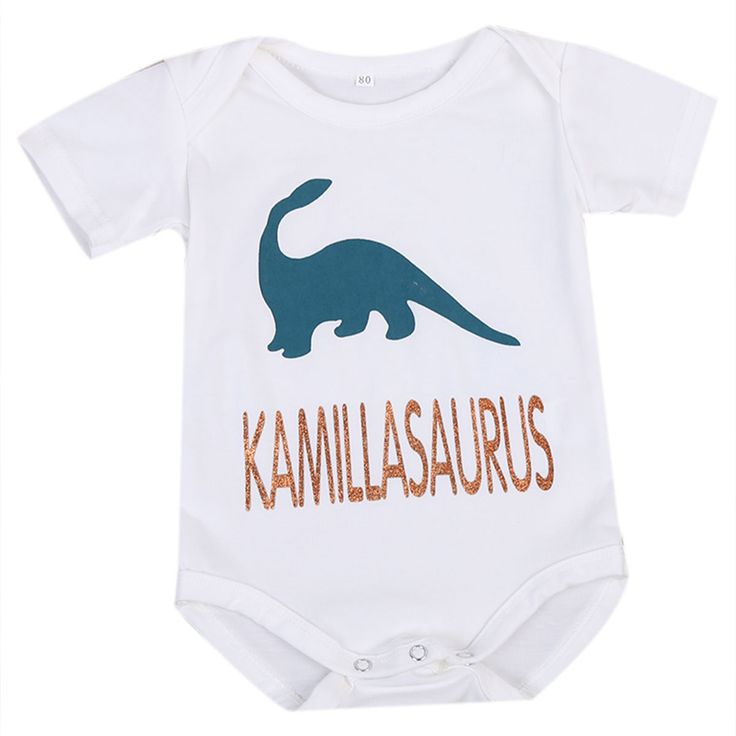 >> Click to Buy << Dropshipping Newborn Baby Dinosaur Cotton Short Sleeve Romper Infant Boy Girl Jumpsuit Kids Clothes Outfit 0-24M #Affiliate