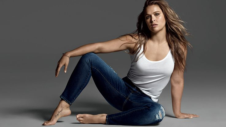 The UFC champ gets granular about her healthy routine.