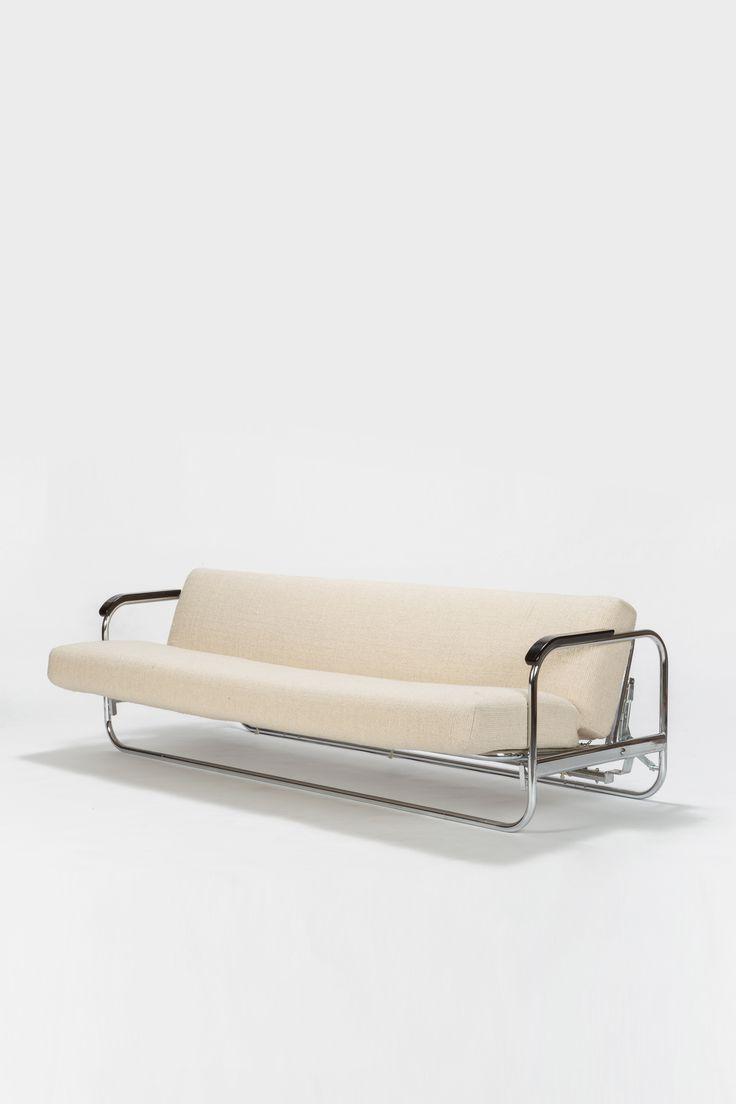 Alvar Aalto Sofa Nr. 36 Wohnbedarf 1955