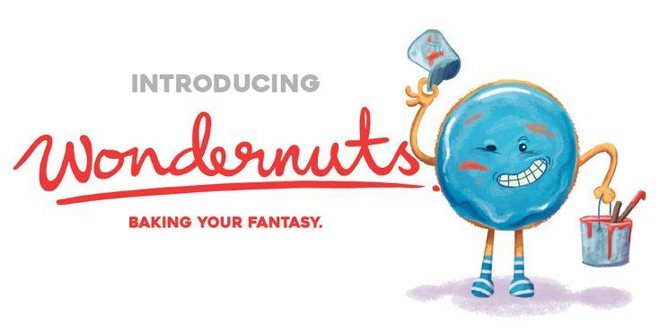 Wondernuts | Baking Your Fantasy