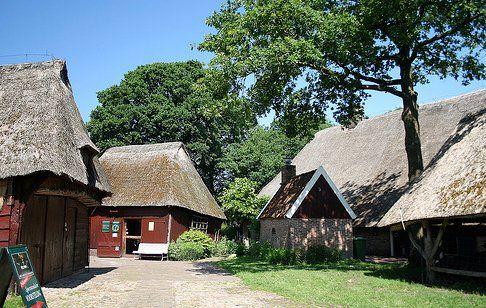 museum-village Orvelte, Drenthe