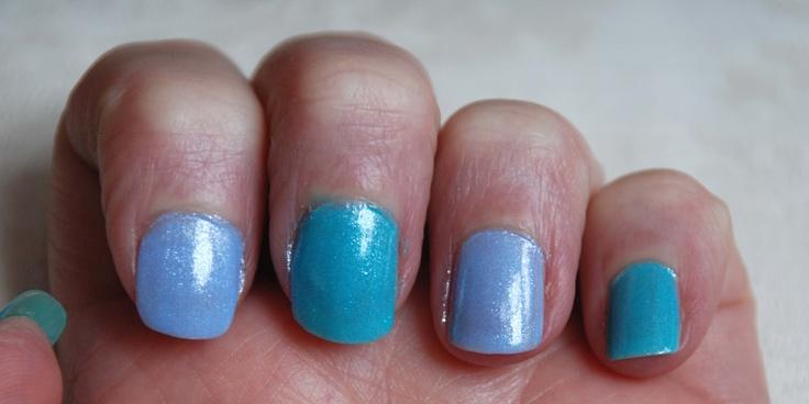 Shades of Blue - 2True Nail Polish