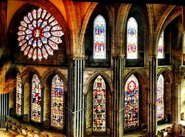 Durham Cathedral, Durham, England, UK