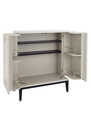 Carraway Drinks Cabinet CabinetEveryday CarryGinShelfKitchen