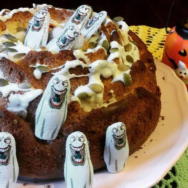 La Ciambella di Zucca più SOFFICIOSA del mondo! Happy Halloween!!!!