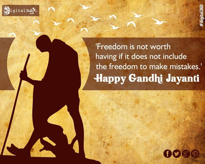 Celebrating an Indian Legacy... #GandhiJayanti #fatherofnation #celebration #positive #learning #lesson #2ndoctober #India