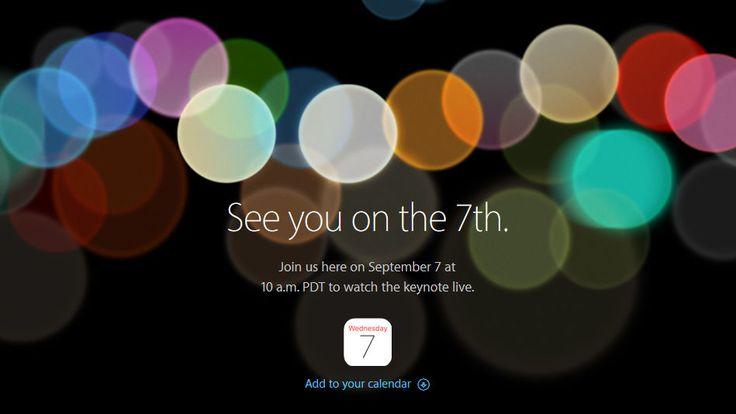 Appleが9月7日に製品発表会を実施何が発表されて新型iPhoneの発売日はいつなのか