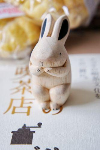 : Woods Japan, Toys Rabbit, Art Animal, Japanese Toys, Japan Folklore, Japan Toys, Nice Stuff, Japan Things, Woods Art